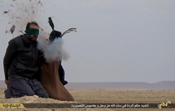 Homs ISIS Morde