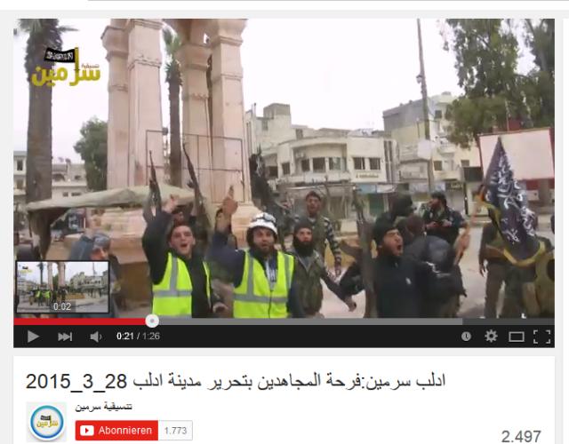 Idlib Avaaz Sarmin