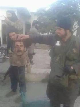 Idlib Battle Kopf