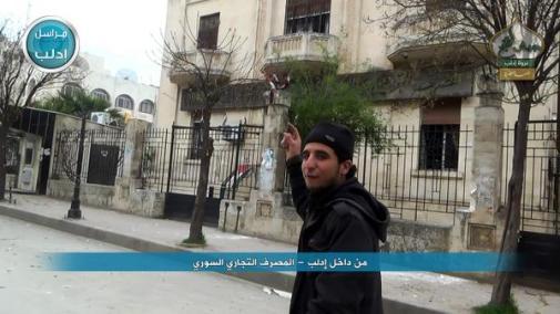 Idlib Handelsbank Al-Kaida