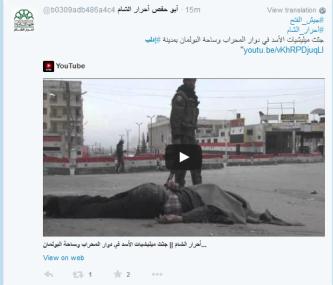 Idlib privat gesetzt
