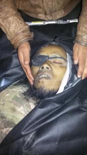 Idlib toter Terrorist Holland