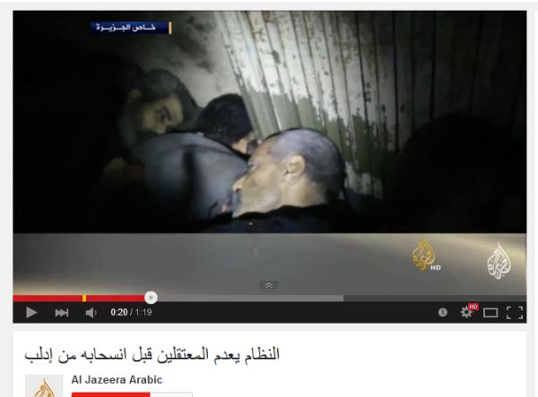 Kopf seitlich wie bei Al-Kaida