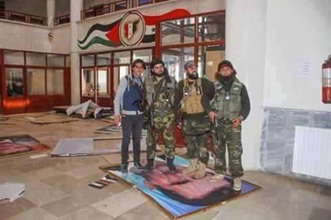 Krankenhaus Idlib