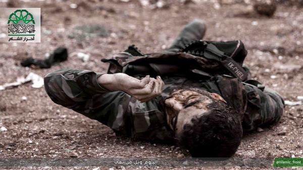Zweiter toter Soldat Idlib