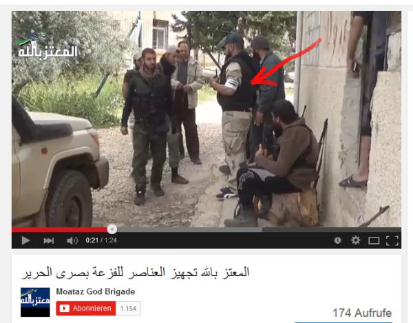 Auf FSA gebürstet