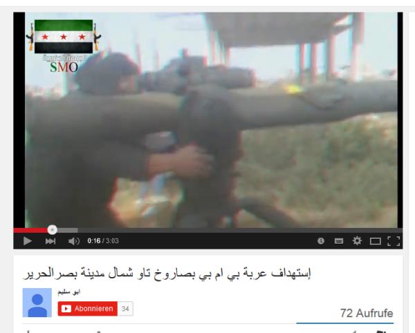 Busra al Harir TOW