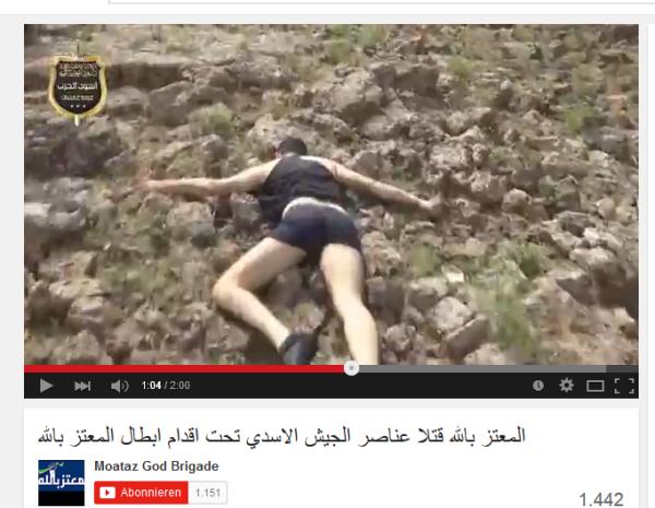 Ermordet Moataz God brigede