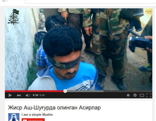 Kaukasus terror