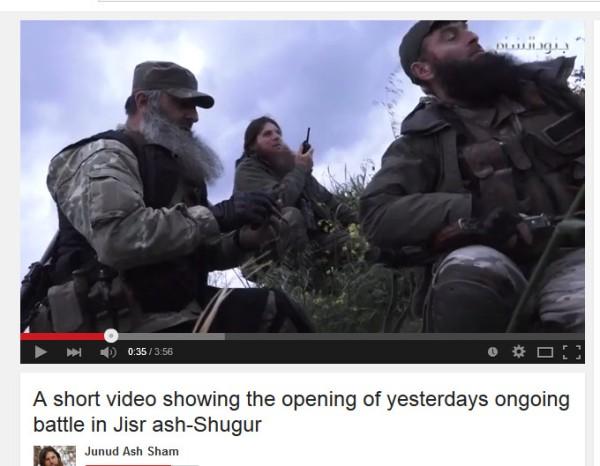 Muslim al Kaukasus-Terroristen