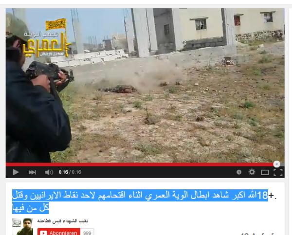 Usraels Söldnersind Massenmörder