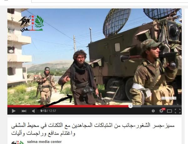 Zweiter Terrorist mit GSM am Gürtel