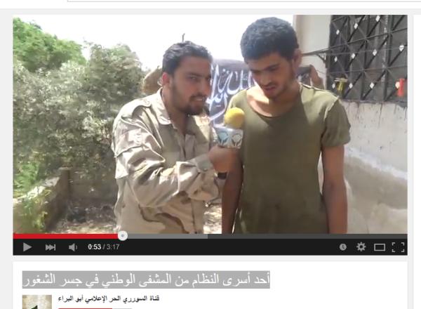 Al-Kaidageisel und fsa terrorist