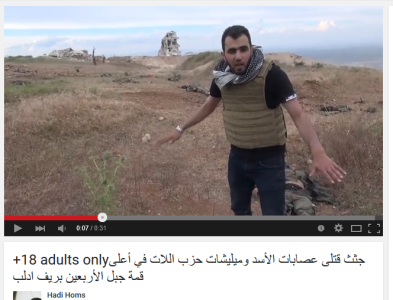 Hadi der Al-kaida terrorist