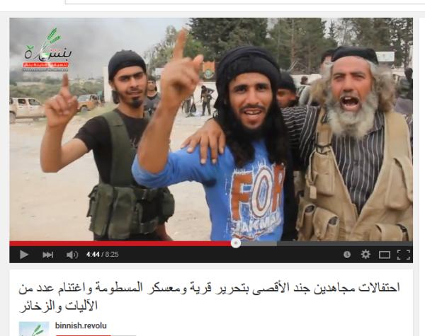 Jund al Aqsa Terrorliste