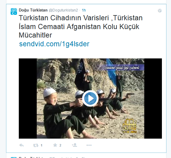 TürkistanSpenden Kinder-Al-kaidas