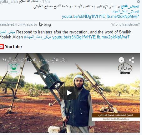 Al-Kaida Barrelbombs Idlib