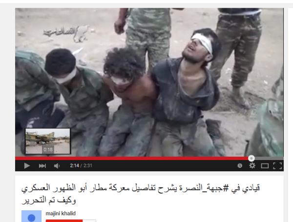 Dhuhur eingefangen von Al-Kaida