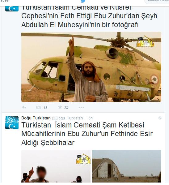 Dhuhur saudi Turkistan Al-Kaida