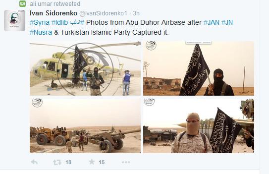 Dhuhur TurkistanTerroristen