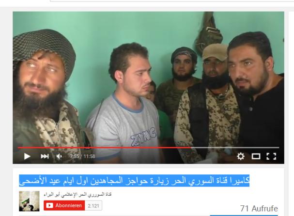 Fouah Geisel FSA Al-kaida