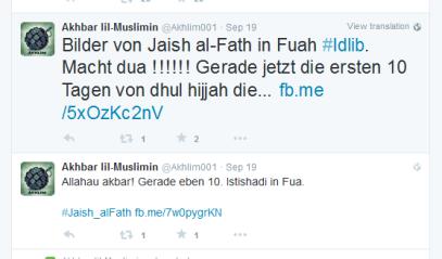 Fuah muslimin deutsch