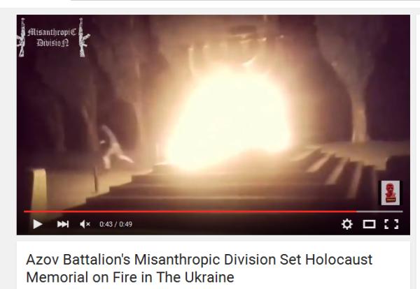 Holocaustdenkmal kiew 1