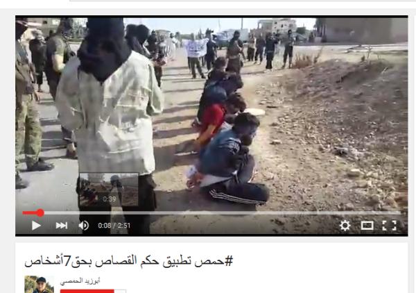 Homs Schariah Willkür Gericht