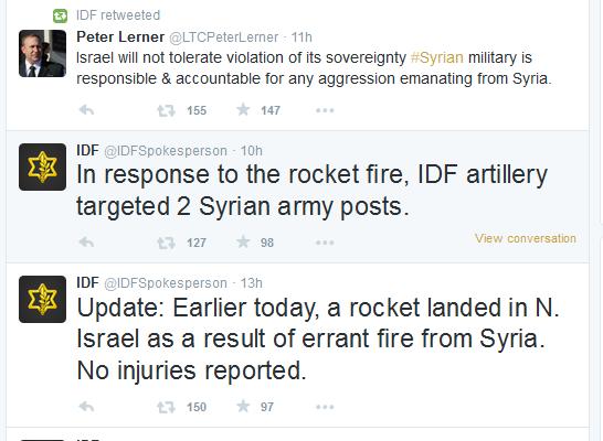 IDF Terroristen