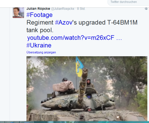 Röpcke Azov-NAZIBatallion