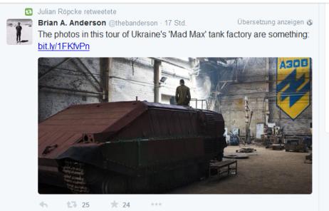 Röpcke Mad Max...