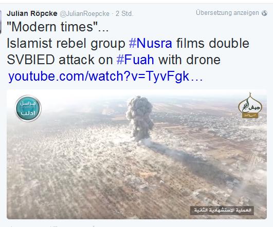 Röpcke modern times islamist rebels