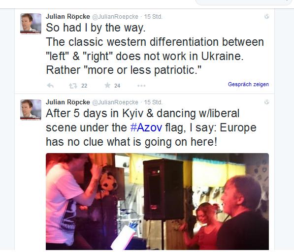 Röpcke Nazi Verharmlosung als Patrioten