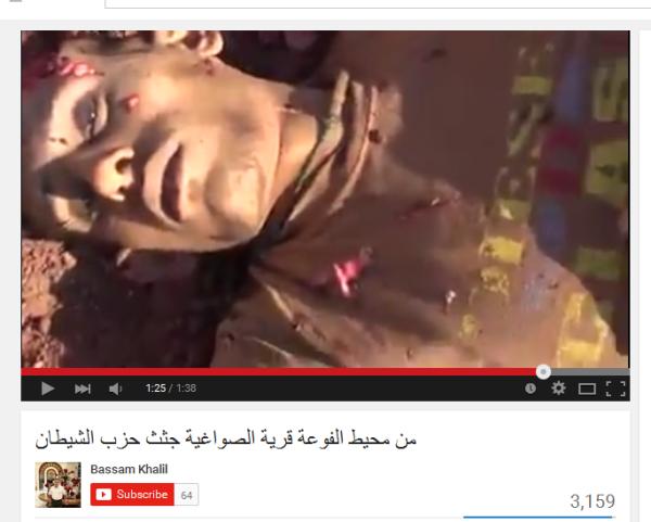 Röpcke terroristen Leichenschändung und Mord