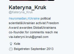 Röpckes ukrinische Quelle