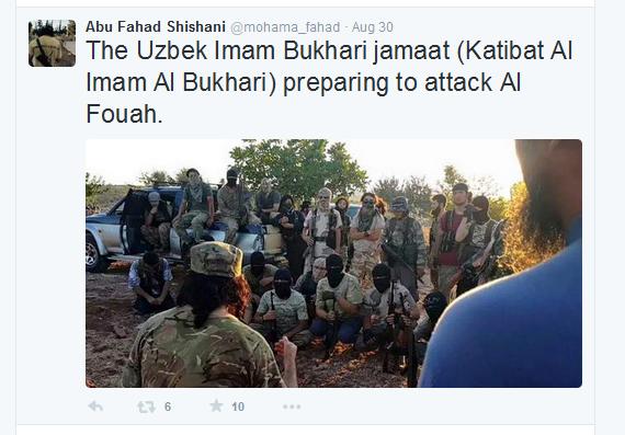 Roepcke Usbeken Al Qaeda