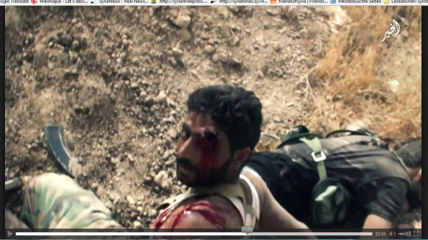 Verwundter ermordet Fuah