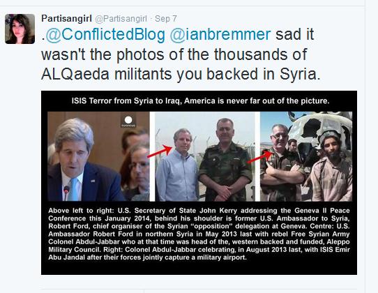 Westens IS FSA und Al-kaida