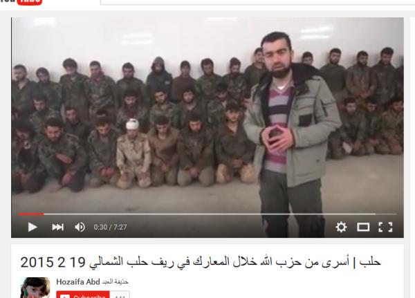 Abu Firas al Halabi Propagandist von Folterern und Mördern
