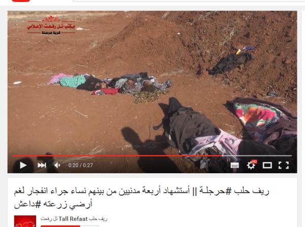 ISIS Angehörige ermordet