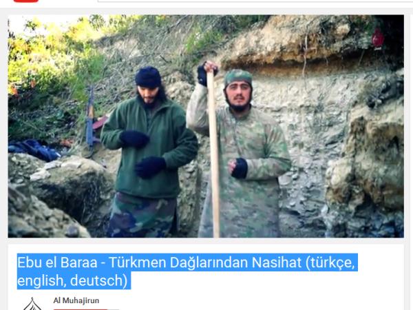 Lattakia auch europäische Terroristen