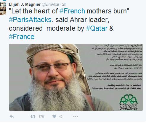Moderate Ahrar al Sham