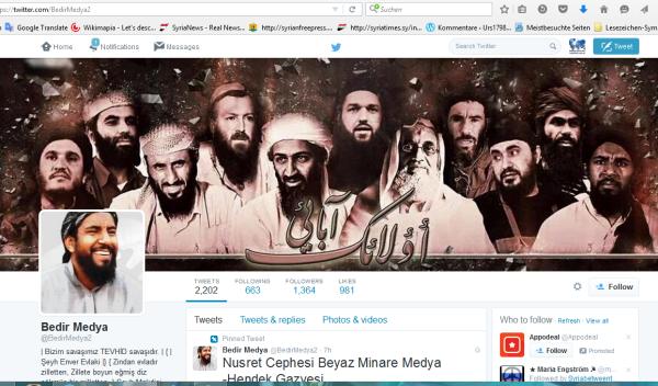 Osama Bin Laden Al-Kaidas