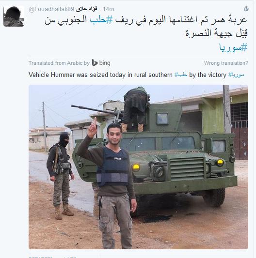 Press mit Al-kaida