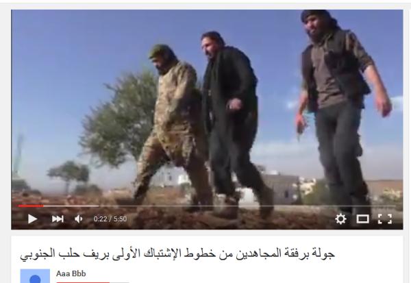 Röpcke FSA Al-Kaida rebels
