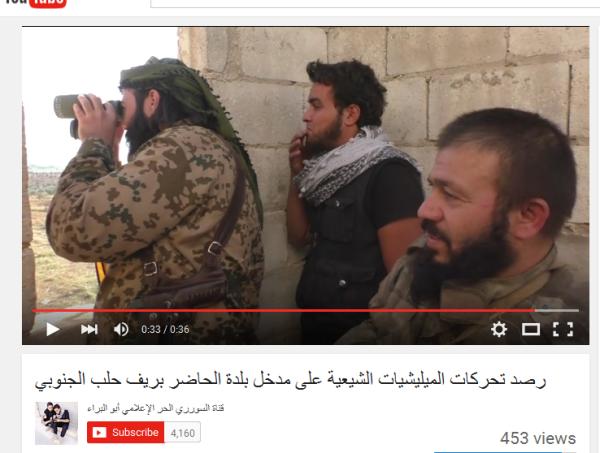 terroristen propagiert von FSA-terroristen