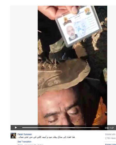 Turkman begeisterte Mörder
