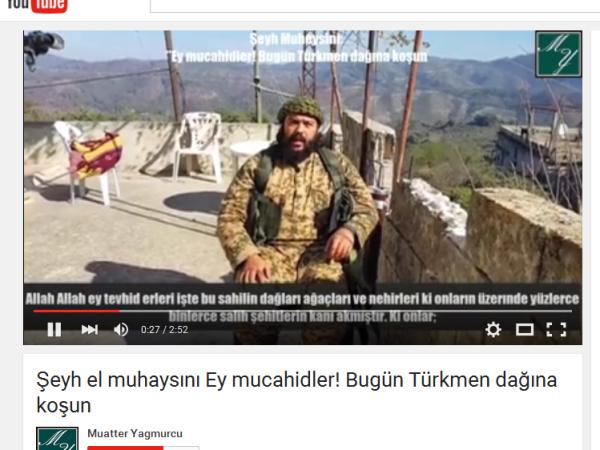 Turkmenen Berge kurden Berge Mhaisniterrorist