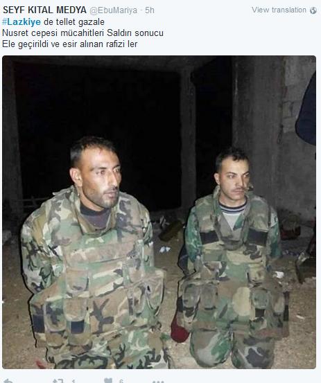 erdowahn Nusra Geiseln