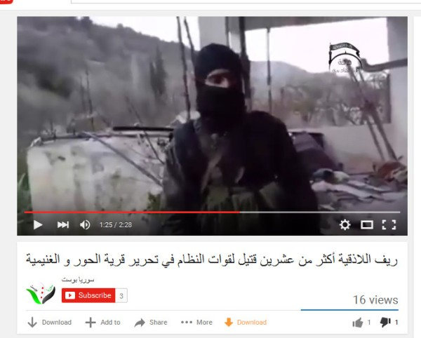Kaidaschlächter und FSA